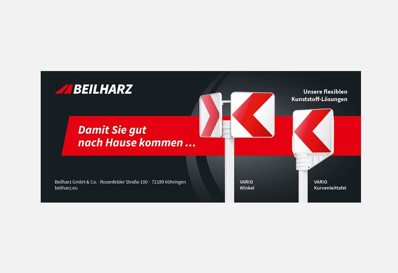 Agentur Corporate Design Banner Rottweil